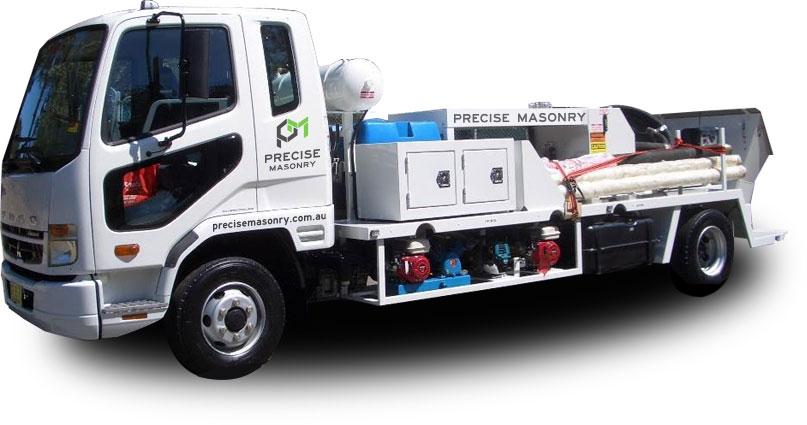 concrete line pump hire gold coast