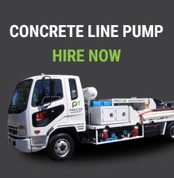 Concrete Line Pump